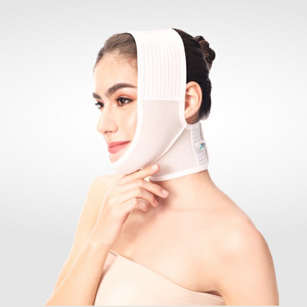 I Cheer Face & Neck Compression Garment