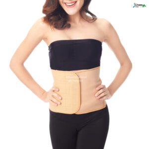 I Cheer 9″ Abdominal Compression Binder (Unisex)