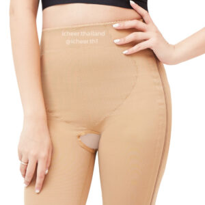 Zippered Contouring Girdle (Ankle)