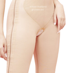 Zippered Contouring Girdle (Mid-Thigh)